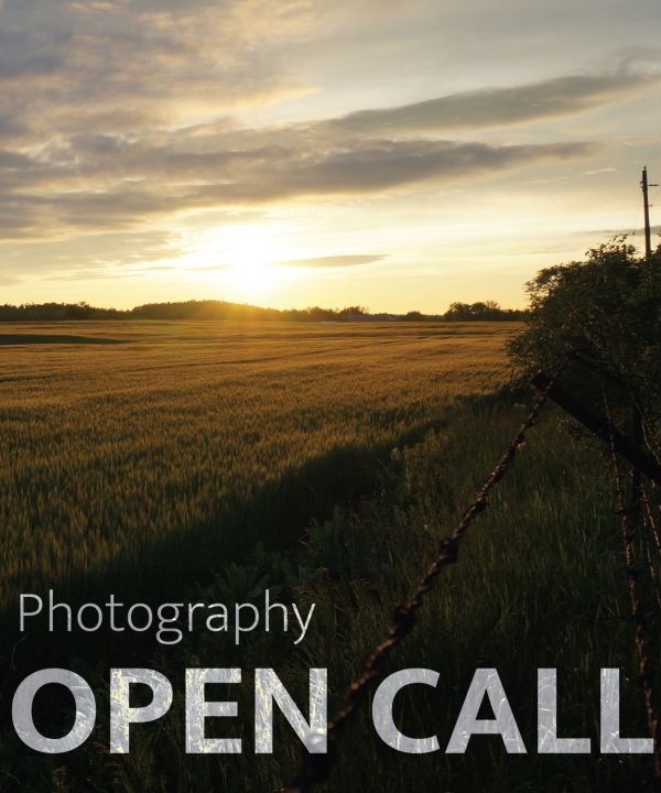 Photography open call